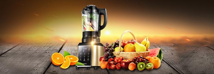 破壁机、原汁机、榨汁机有什么区别?