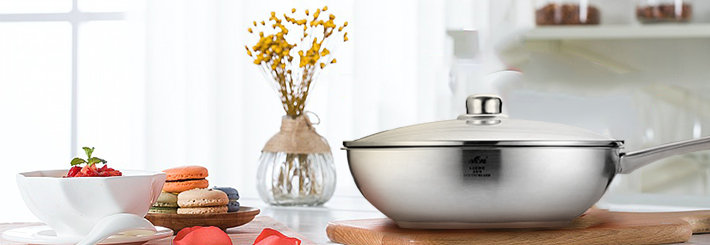 怎样保养你的不锈钢锅?