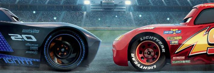 迪士尼动画《赛车总动员3》暌违六年,终于归来!