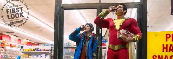 《雷霆沙赞!》来了,史上最沙雕的超级英雄诞生了